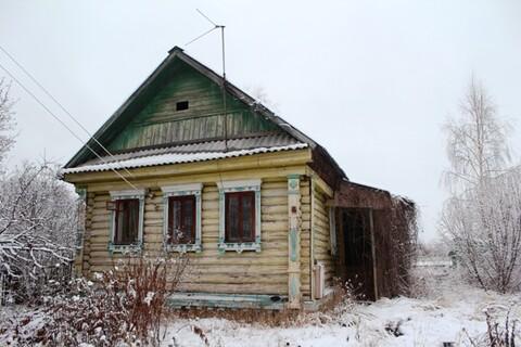 Дом в деревне Овчагино