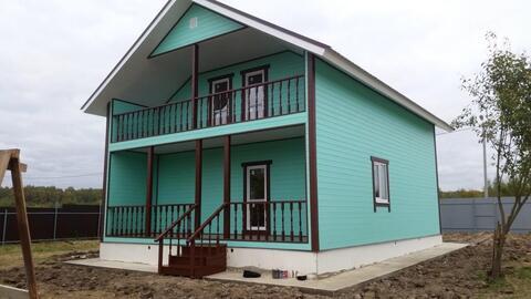 Дом 160 кв.м на участке 10 соток в кп Иван Купала