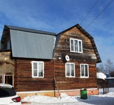 Дом 120 кв.м, Участок 8 сот. , Носовихинское ш, 33 км. от МКАД. .