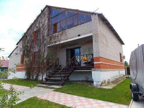 Добротный кирпичный коттедж в дер. Дунилово Ивановской области
