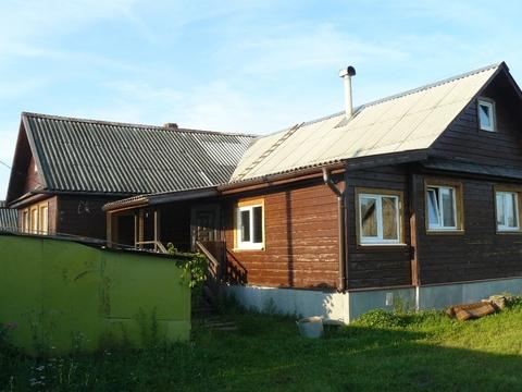 Продаётся дом с удобствами в п.Тёсово-Нетыльский (Рогавка)