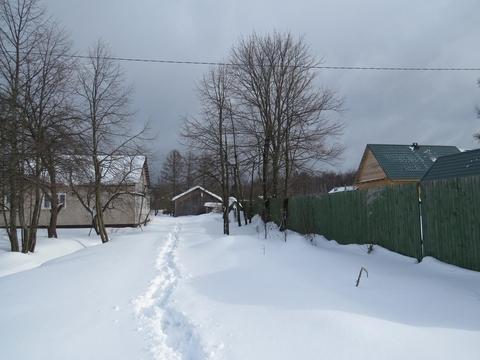 Дом 33 кв.м, Участок 19 сот. , Новорижское ш, 80 км. от МКАД.