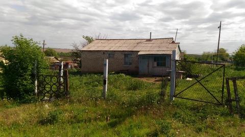 Дом с участком в Оренбургском районе, с.Бродецкое