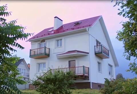 А54394: Дмитровское ш, 40 км от МКАД, Сазонки, дом 380 кв.м, участок .
