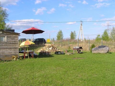 Участок 11 сот. , Минское ш, 90 км. от МКАД.