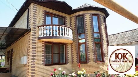 Анапа красивый обжитой дом в Супсехе площадью 170 м2