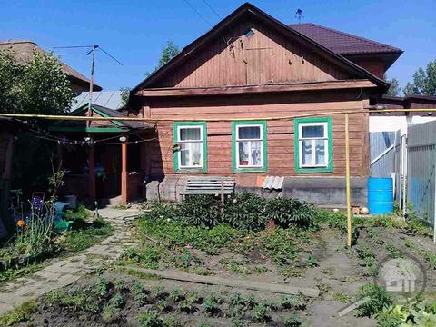 Продается часть дома с земельным участком, ул. Тухачевского
