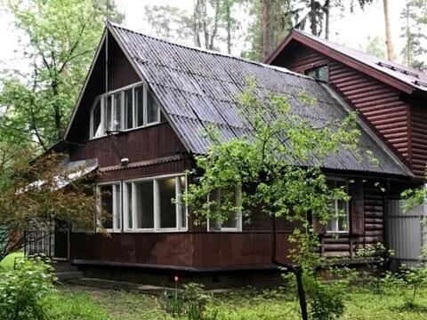 Дом 90м, уч12с п. Новые горки (г. Королев) на Ярославском шоссе