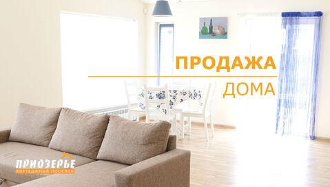 Дом в Приозерье - пригород Ростова