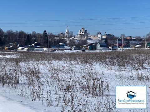 Участок в деревне Ильинская Слобода ИЖС рядом с парком и Москва рекой