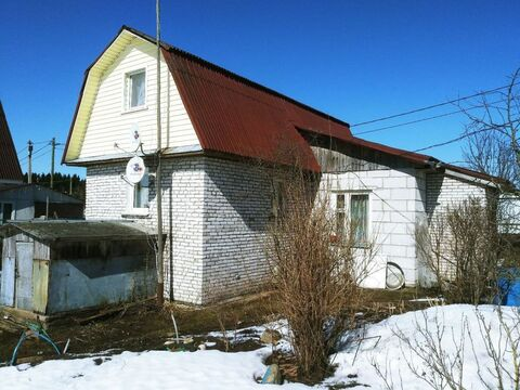Первомайское зимний дом 53 кв.м. ИЖС на участке 9 соток.