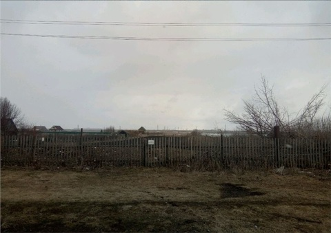 Участок в районе.Татарские Кабаны