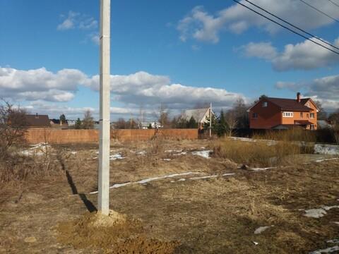 Земельный участок в Холдеево