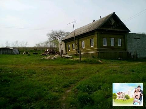 Продам дом в п. Фабричные Выселки, в Новоспасском районе