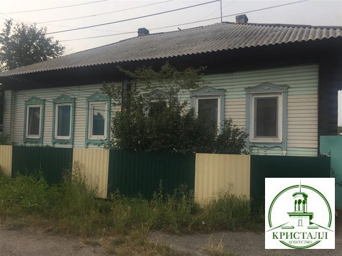 Продажа дома, Томск, Ул. Крымская