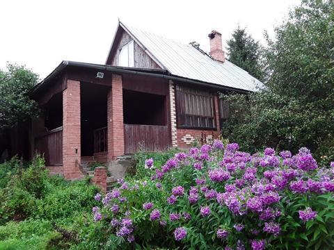 Два дома в СНТ имени Чебышева!