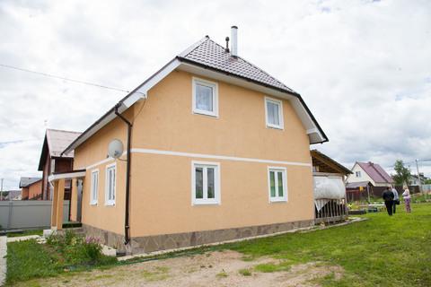 Продается 2-х этажный дом 130кв.м на участке 9 с в кп Чеховские дачи