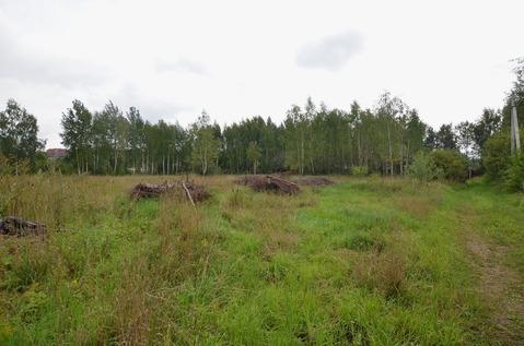 Продам земельный участок 15 соток ИЖС в деревне Фоминское