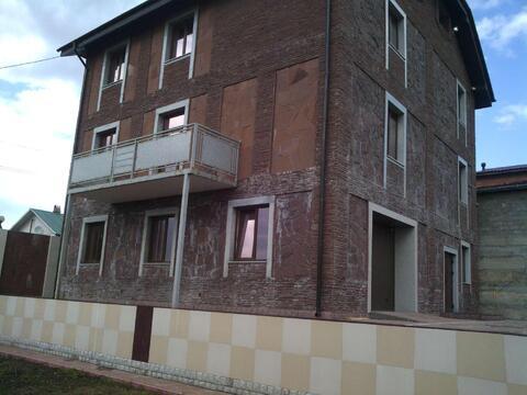 3-х этажный коттедж в Свердловском районе г. Иркутска 300 кв. м