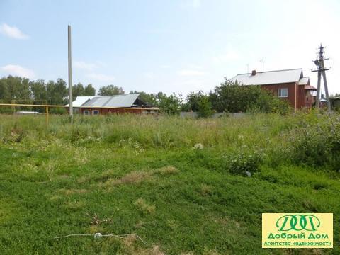 Земельный участок в п. Газовик
