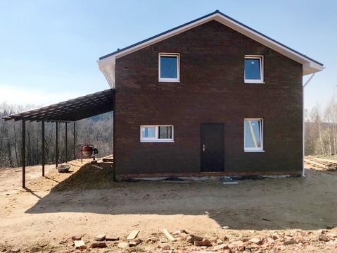 Продается абсолютно новый дом в гор. Руза, ул. Ивановский бульва