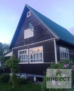 Продается 2х этажная дача 75 кв.м на участке 10 соток