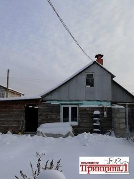 Предлагаем приобрести дом с участком в СНТ Часовщик по ул.Уральская.