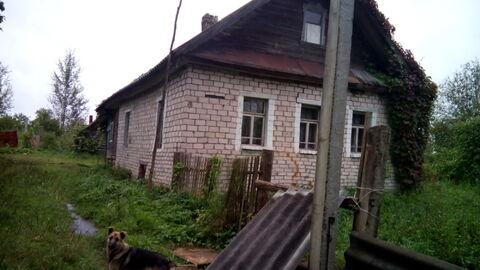 Дом с баней 1 я линяя реки Пола.