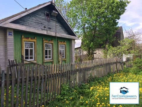 Дом в деревне рядом с водоемом и недалеко от Можайск, ИЖС,23 сотки