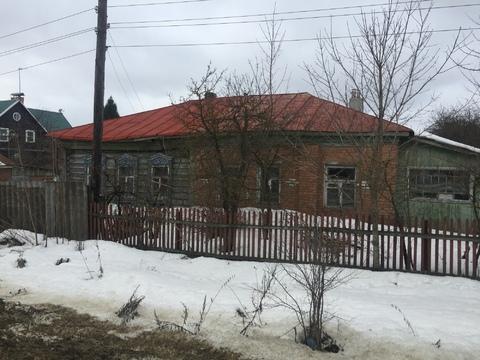 Продам часть дома Заокский район.