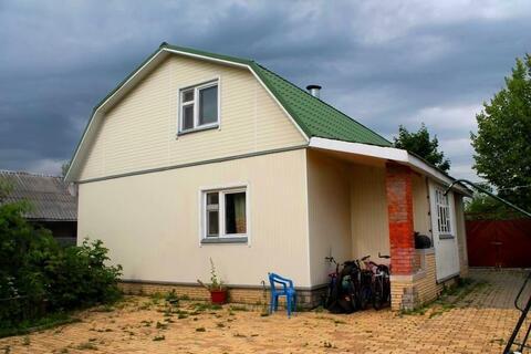 Дом 112 кв.м, Участок 6 сот. , Киевское ш, 30 км. от МКАД. .