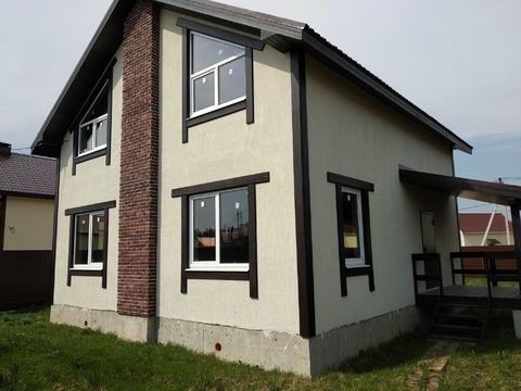 Новый дом 151 кв.м. на участке 8 соток