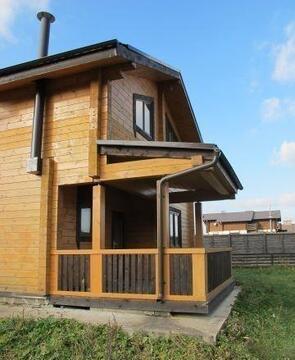 Продается капитальный 2-х этажный загородный дом из клееного бруса, .