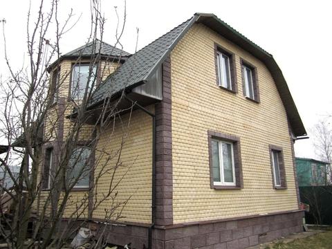 Дом 120 кв.м, Участок 5 сот. , Симферопольское ш, 17 км. от МКАД.