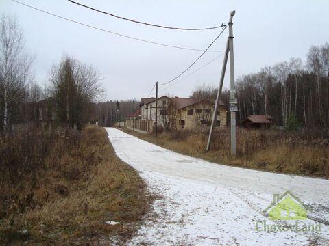 Участок 25 соток в д.Каргашиново