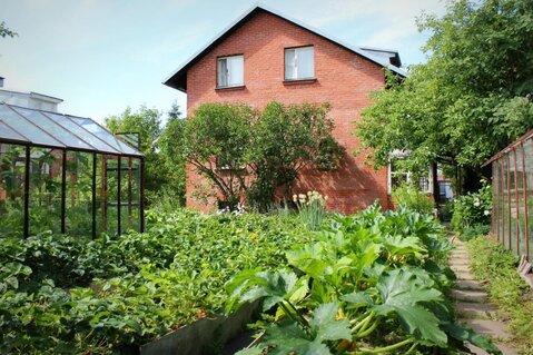 Дом 120 м2 на участке 6 соток в пешей прогулке от Учинского .