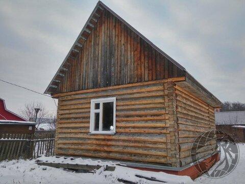 Двухэтажный сруб 6x8 СПК Киселево новая Москва