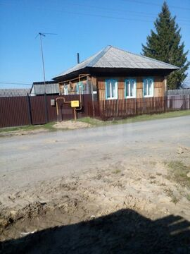 Дом в с. Новолыбаево