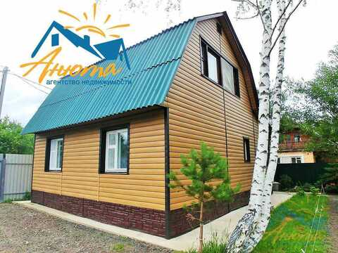 Кирпичный дом в близи деревни Черная Грязь Калужской области