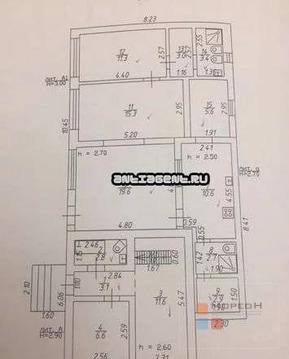 Дом 121.4 м на участке 6 сот.