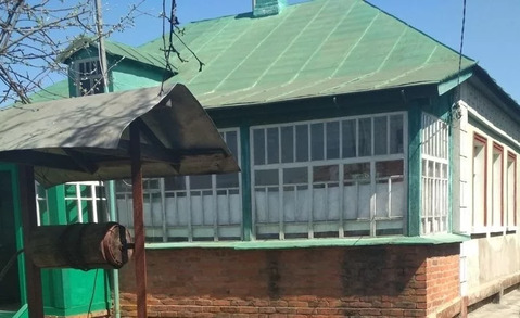 Кирпичный дом в поселке Борисовка