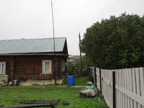 Дом рядом с городом Бронницы.