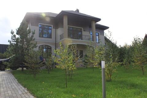 Рублево-успенское ш. Жуковка в охраняемом кп Лес новый дом под ключ