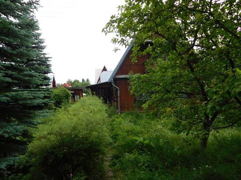 Дача с баней, участок 10 сот, СНТ «Первомайский» 45 км от МКАД
