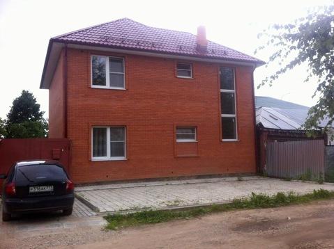 Дом в г.Серпухов новый