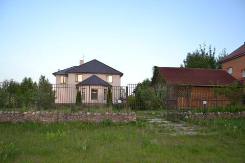 Коттедж на 1 береговой линии р. Волга, г. Конаково