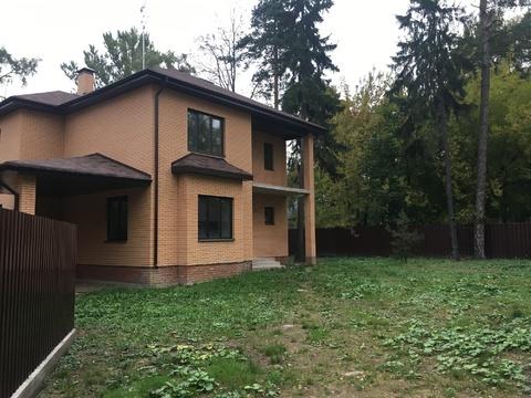 Продается загородный дом в мкр. Клязьма