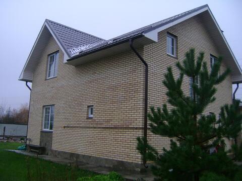 Дом 135 кв.м, Участок 10 сот. , Егорьевское ш, 39 км. от МКАД. ИЖС