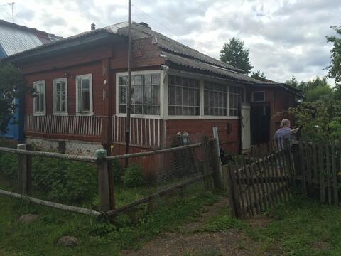 Дом д. Круглышево