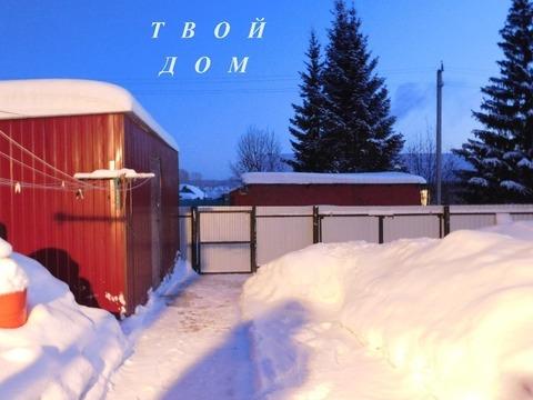 Продам дом 71 кв.м, пригород Новосибирска, п. Витаминка